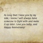 1 Year Anniversary Messages For Him Tumblr