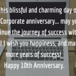 10 Year Business Anniversary Quotes Facebook