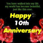 10th Wedding Anniversary Wishes Twitter