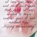 1st Anniversary Quotes For Husband Facebook
