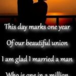 1st Marriage Anniversary Quotes For Husband Twitter