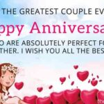 1st Wedding Anniversary Wishes For Friend Pinterest