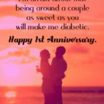 1st Year Love Anniversary Wishes Twitter