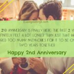 2nd Anniversary Message For Boyfriend Pinterest
