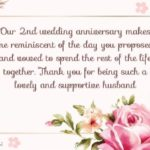 2nd Wedding Anniversary Wishes Twitter