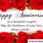 3 Wedding Anniversary Wishes Facebook