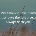 7 Year Anniversary Quotes Tumblr