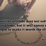 A Positive Attitude May Not Solve Twitter