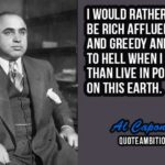 Al Capone Famous Quotes Twitter