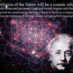Albert Einstein Cosmic Religion Pinterest