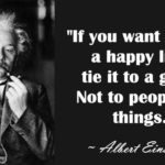 Albert Einstein Most Famous Quote Pinterest