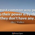 Alice Walker Quotes Twitter