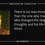 Alphonse De Lamartine Quotes Twitter