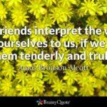 Amos Bronson Alcott Quotes Twitter
