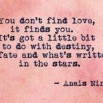 Anais Nin Love Quotes