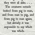Animal Farm Chapter 3 Quotes Pinterest