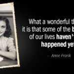 Anne Frank Quotes About Hope Facebook