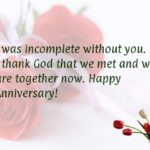 Anniversary Lines For Wife