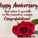Anniversary Message For Couple Twitter