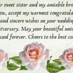 Anniversary Quotes For Brother In Law Pinterest