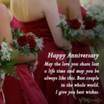 Anniversary Wishes For Sister Pinterest