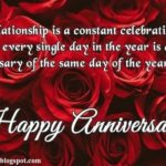 Anniversary Wishes Quotes For Couples Facebook
