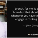 Anthony Bourdain Brunch Quote Facebook