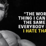 Arnold Schwarzenegger Quotes Strength