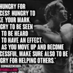 Arnold Schwarzenegger Success Quotes Pinterest