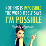 Audrey Hepburn Famous Quotes Tumblr