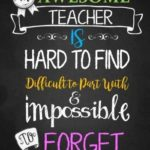 Awesome Teacher Quotes