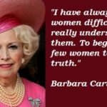 Barbara Cartland Quotes Facebook