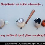 Baseball Boyfriend Captions Facebook