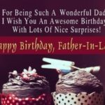 Bday Wishes For Father In Law