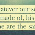Be Romantic Quotes
