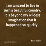 Beautiful Country Quotes