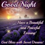 Beautiful Good Night Images With Quotes Pinterest