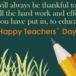 Beautiful Lines For Teachers Day