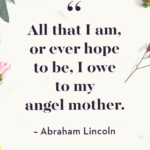 Beautiful Lines On Mothers Day