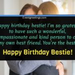 Best Birthday Wishes For Best Friend Girl