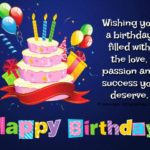 Best Birthday Wishes Quotes Pinterest