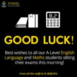 Best Of Luck Wishes For Exam Twitter