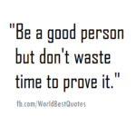 Best Person In The World Quotes