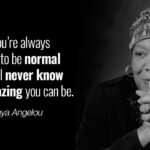 Best Quotes By Maya Angelou