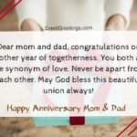 Best Quotes For Parents Anniversary Twitter