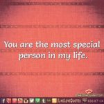Best Quotes For Special Person