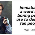 Best Will Ferrell Quotes Pinterest