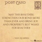 Bhai Phota Quotes Twitter