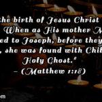 Biblical Christmas Quotes