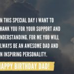 Birthday Quotes For Father Facebook